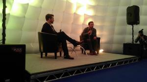 Conan Fitspatrick and James George - Q&A session
