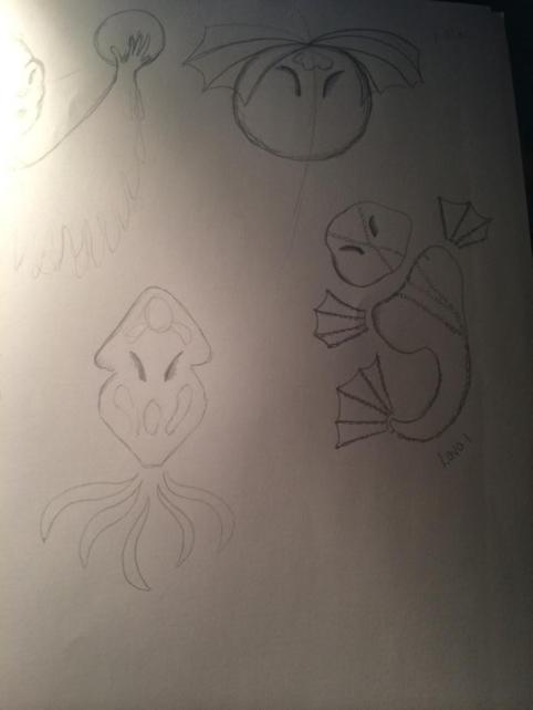 Float creature ideas
