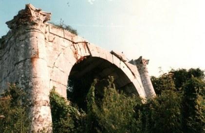 Arc of Mark Antony