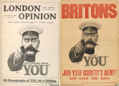 Original Lord Kitchener Poster. (BBC News, 2016).